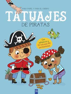 TATUAJES DE PIRATAS