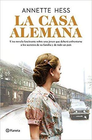 LA CASA ALEMANA (PACK NAVIDAD + CUADERNO DE NOTAS)