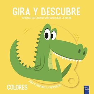 GIRA Y DESCUBRE COLORES