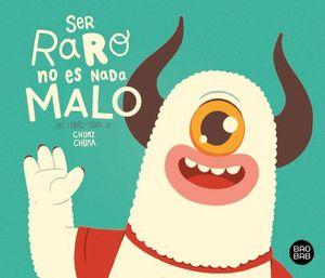 SER RARO NO ES NADA MALO (LIBRO + CD)