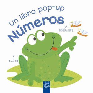 NÚMEROS. UN LIBRO POP-UP