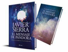 EL MENSAJE DE PANDORA (PACK + CUADERNO REFLEXIONES)