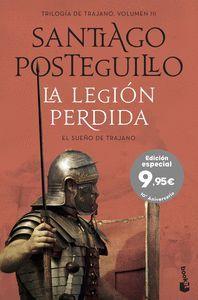 LA LEGION PERDIDA (TRILOGIA DE TRAJANO 3)