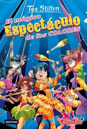 TS 37. EL MÁGICO ESPECTÁCULO DE LOS COLORES