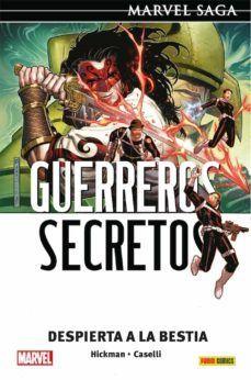 GUERREROS SECRETOS 3: DESPERTAD A LA BESTIA