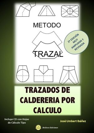 TRAZADOS DE CALDERERIA POR CALCULO (2ED)