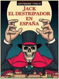 JACK EL DESTRIPADOR EN ESPAÑA