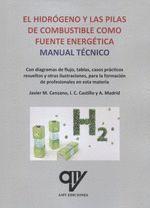 EL HIDRÓGENO Y LAS PILAS DE COMBUSTIBLE COMO FUENTE ENERGETICA. MANUAL TÉCNICO