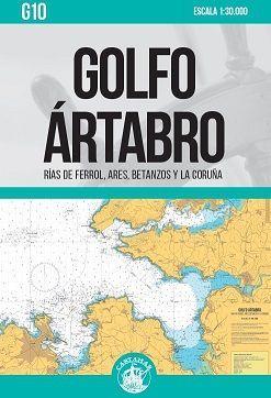 CARTA NAÚTICA G10: GOLFO ÁRTABRO
