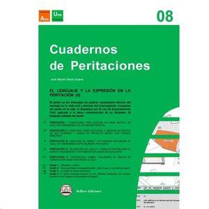Nº 8 CUADERNO DE PERITACIONES