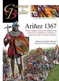 GUERREROS Y BATALLAS 140: ARIÑEZ 1367