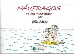 NAUFRAGOS- VIÑETAS HUMORISTICAS