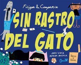 FILIPPA & COMPAÑIA: SIN RASTRO DEL GATO