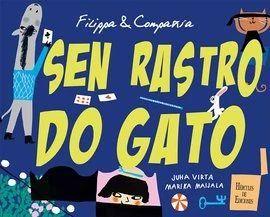 FILIPPA & COMPAÑIA: SEN RASTRO DO GATO