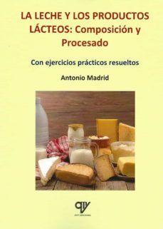 LA LECHE Y LOS PRODUCTOS LÁCTEOS. COMPOSICIÓN Y PROCESADO