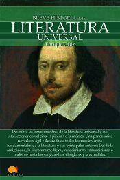 BREVE HISTORIA DE LITERATURA UNIVERSAL