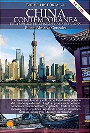 BREVE HISTORIA DE LA CHINA CONTEMPORANEA