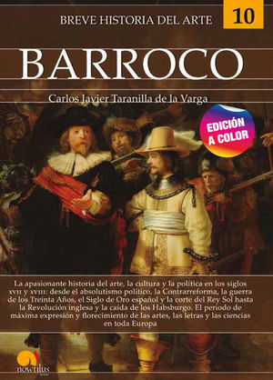 BREVE HISTORIA DEL ARTE BARROCO