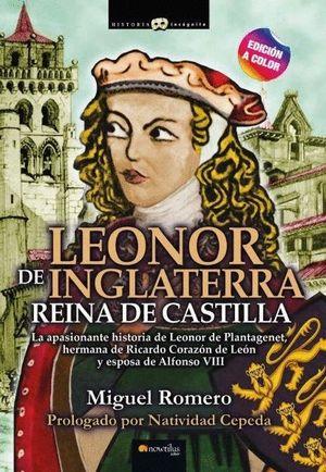 LEONOR DE INGLATERRA. REINA DE CASTILLA