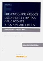 PREVENCIÓN DE RIESGOS LABORALES Y EMPRESA:  (DÚO)
