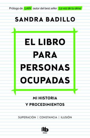 EL LIBRO PARA PERSONAS OCUPADAS
