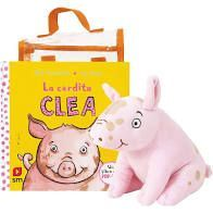 LA CERDITA CLEA PACK (LIBRO + PELUCHE)