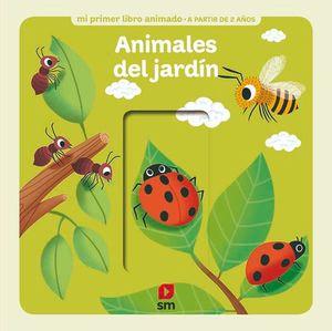 ANIMALES DEL JARDIN