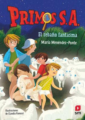 PRIMOS S.A. 4: EL REBAÑO FANTASMA
