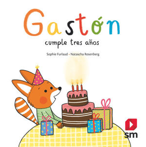 GASTÓN CUMPLE TRES AÑOS