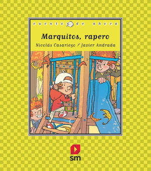 MARQUITOS, RAPERO