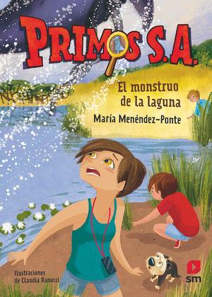 PRIMOS S.A. 5: EL MONSTRUO DE LA LAGUNA