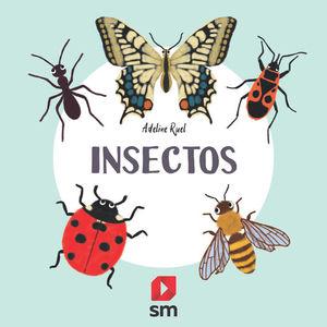 COLECCION NATURALEZA: INSECTOS