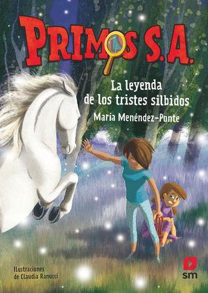 PRIMOS S.A. 7: LA LEYENDA DE LOS TRISTES SILBIDOS