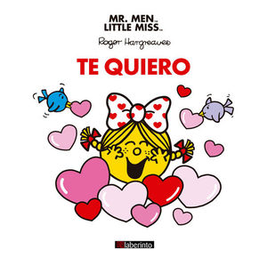 MR. MEN & LITTLE MISS: TE QUIERO