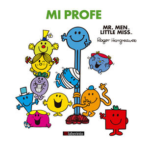 MR. MEN & LITTLE MISS: MI PROFE