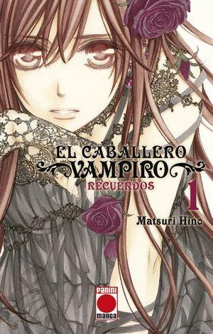 EL CABALLERO VAMPIRO 01: RECUERDOS