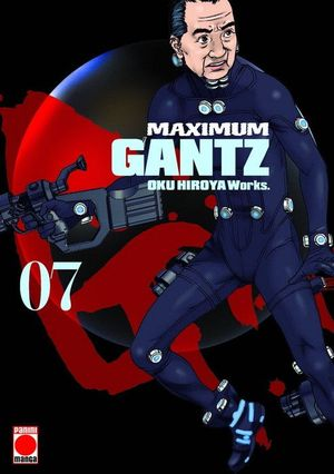 MAXIMUM GANTZ 07