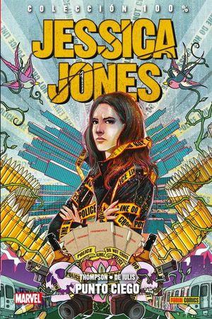 JESSICA JONES 4. PUNTO CIEGO