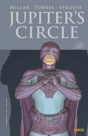 JUPITER'S CIRCLE. TOMO DOS