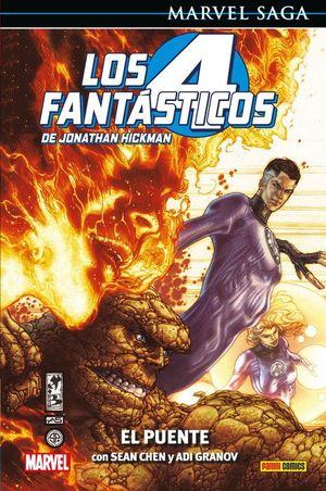 LOS 4 FANTÁSTICOS DE J. HICKMAN 01: EL PUENTE