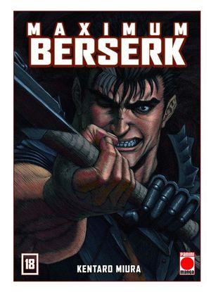 MAXIMUM BERSERK 18