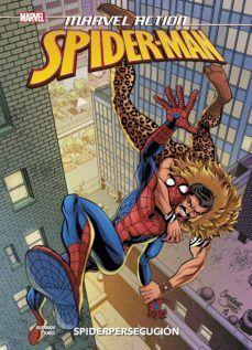 MARVEL ACTION: SPIDERMAN. SPIDERPERSECUCION