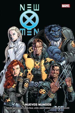 NEW X-MEN 3: NUEVOS MUNDOS
