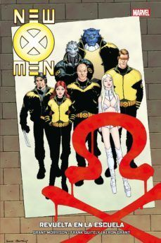 NEW X-MEN (VOL. 4): REVUELTA EN LA ESCUELA