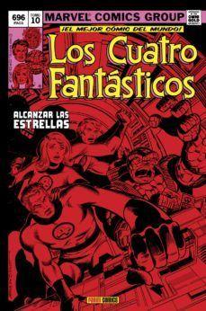 LOS CUATRO FANTASTICOS 10: ALCANZAR LAS ESTRELLAS