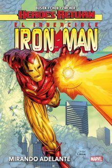 HEROES RETURN IRON MAN 1: MIRANDO ADELANTE