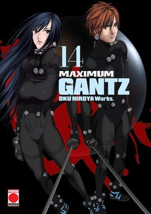 MAXIMUM GANTZ 14