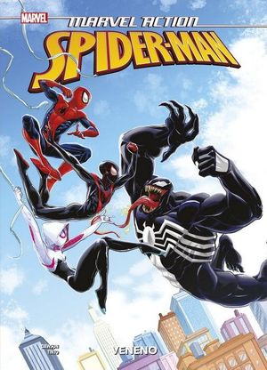 MARVEL ACTION SPIDERMAN 04: VENENO