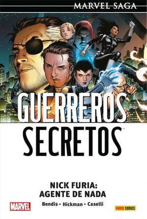 GUERREROS SECRETOS 01