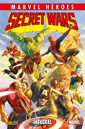 SECRET WARS I INTEGRAL